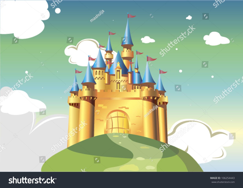 报纸城堡立体手工制作