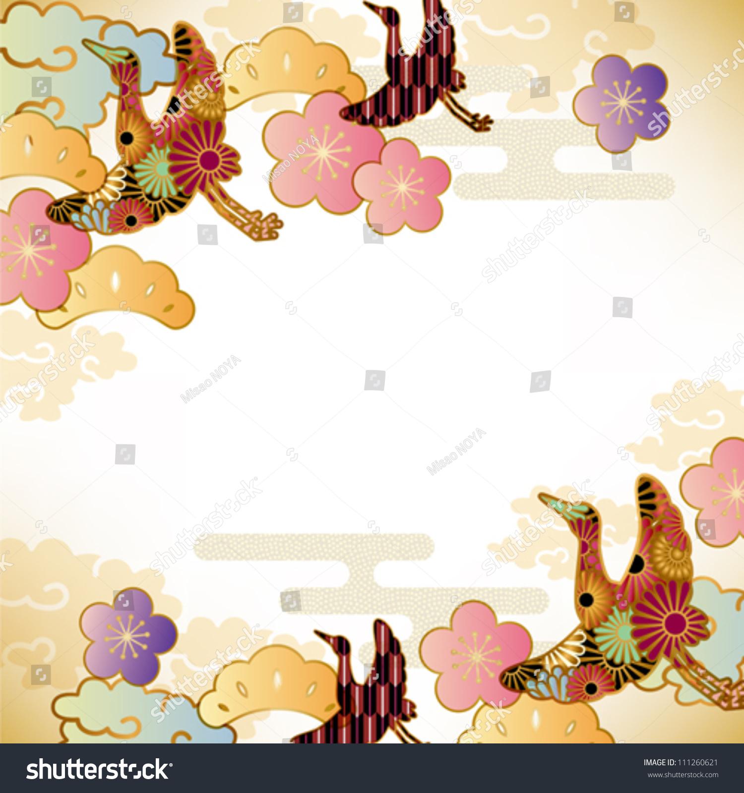 日本主题背景-背景/素材,抽象-海洛创意(hellorf)--.