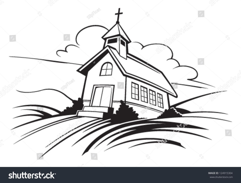 教堂-建筑物/地标,宗教-海洛创意(hellorf)-中国独家