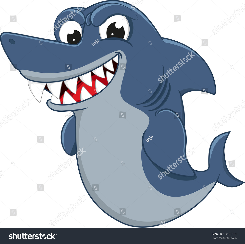 愤怒的鲨鱼-动物/野生生物