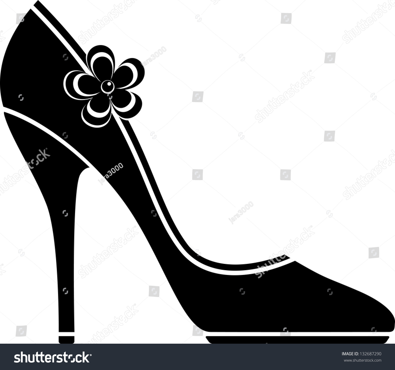高跟鞋(轮廓)