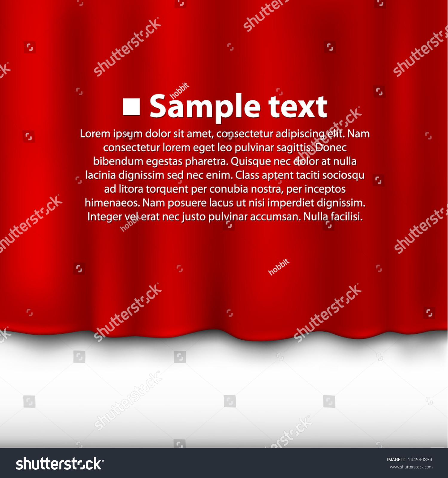 落地的红色-背景/素材,物体-海洛创意(hellorf)--.