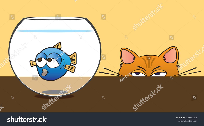 ppt素材鱼缸