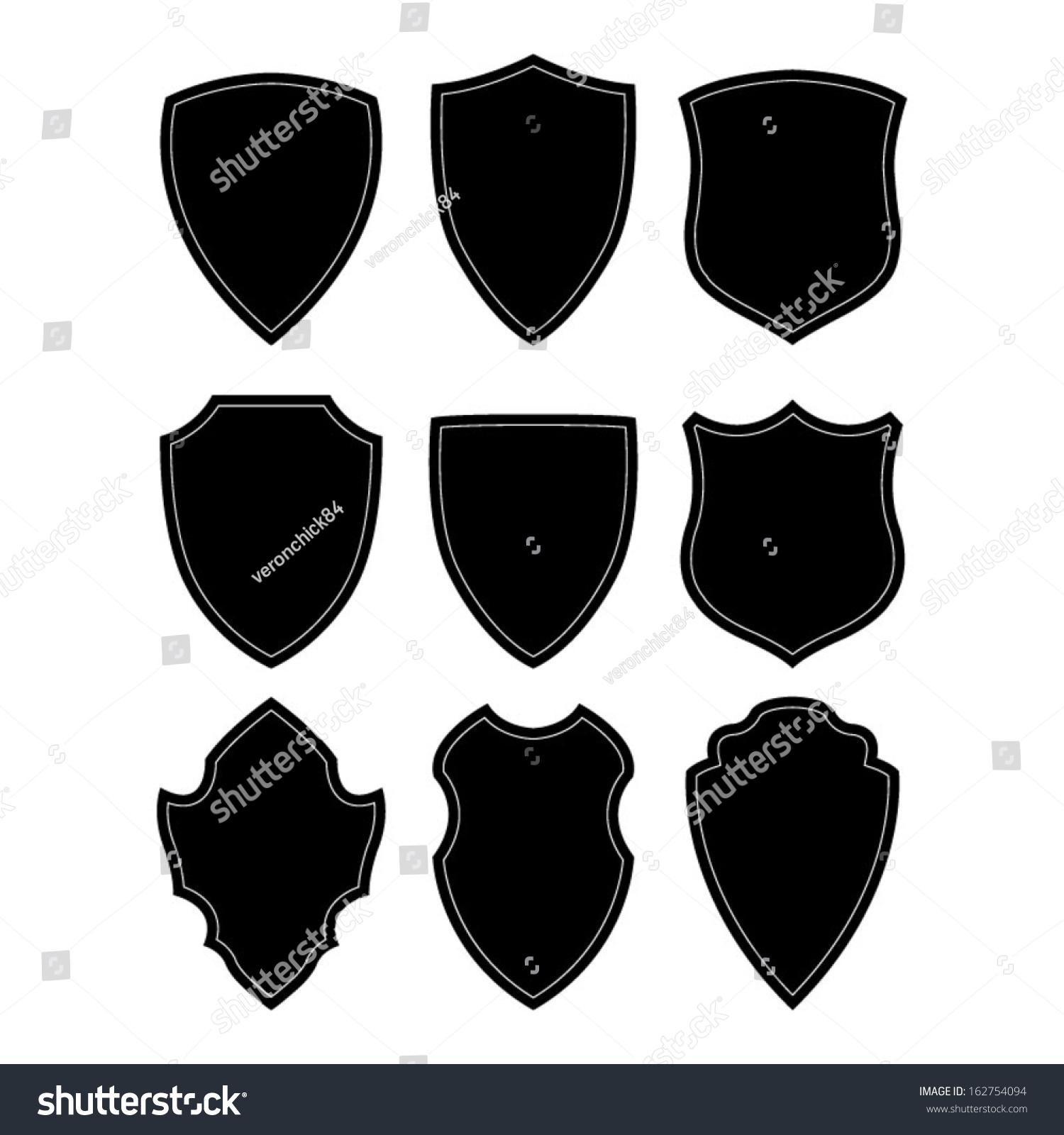 ppt 图标素材 安全 盾
