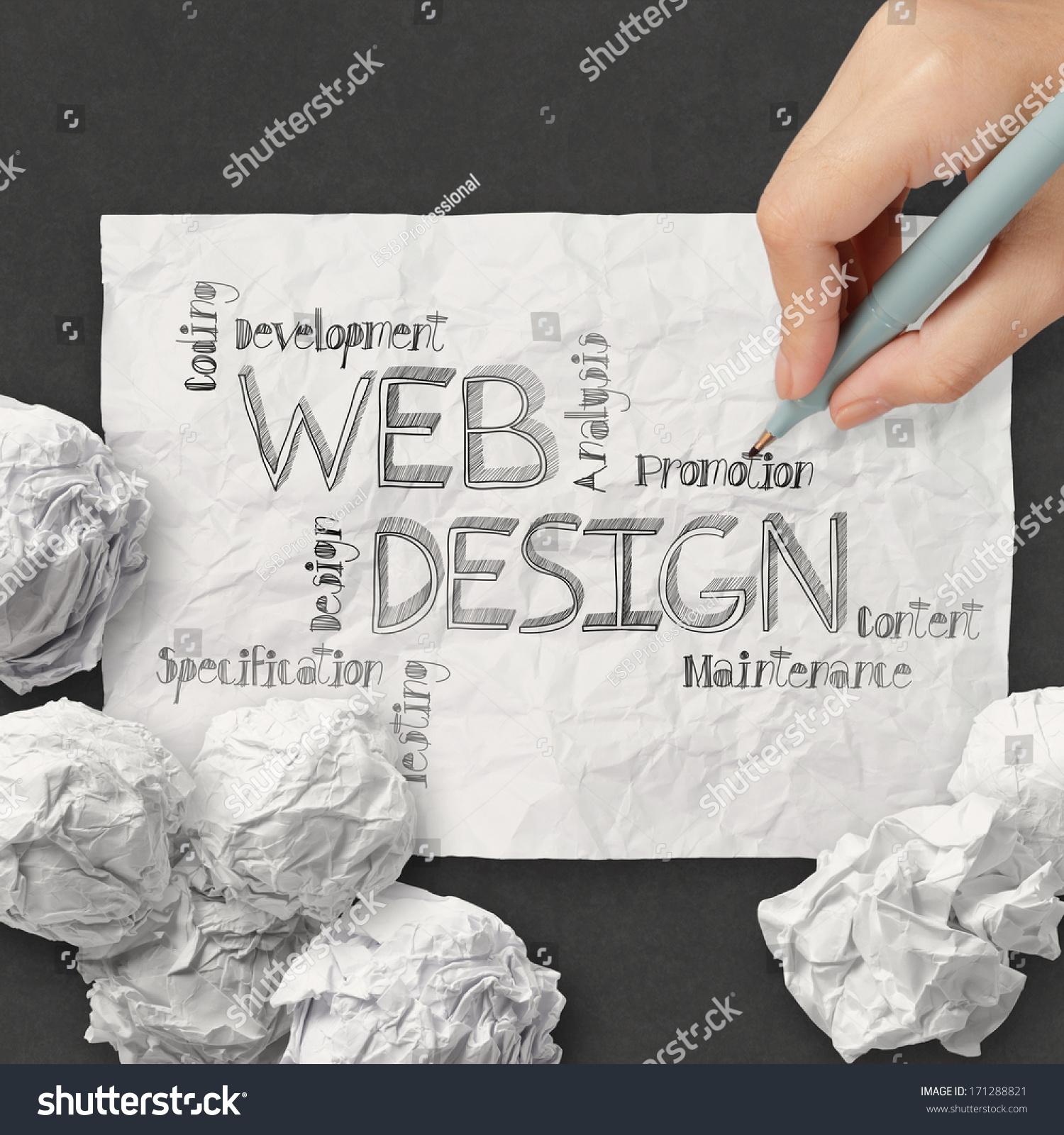 团队海报简单手绘图