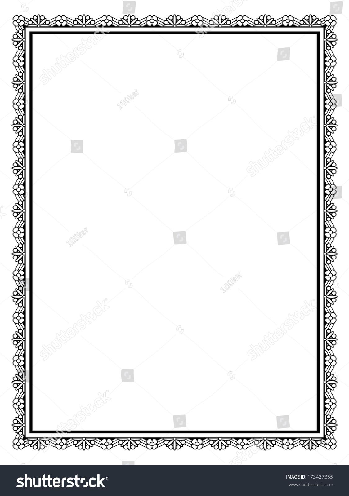 ppt 背景 背景图片 边框 模板 设计 相框 1125_1600 竖版 竖屏