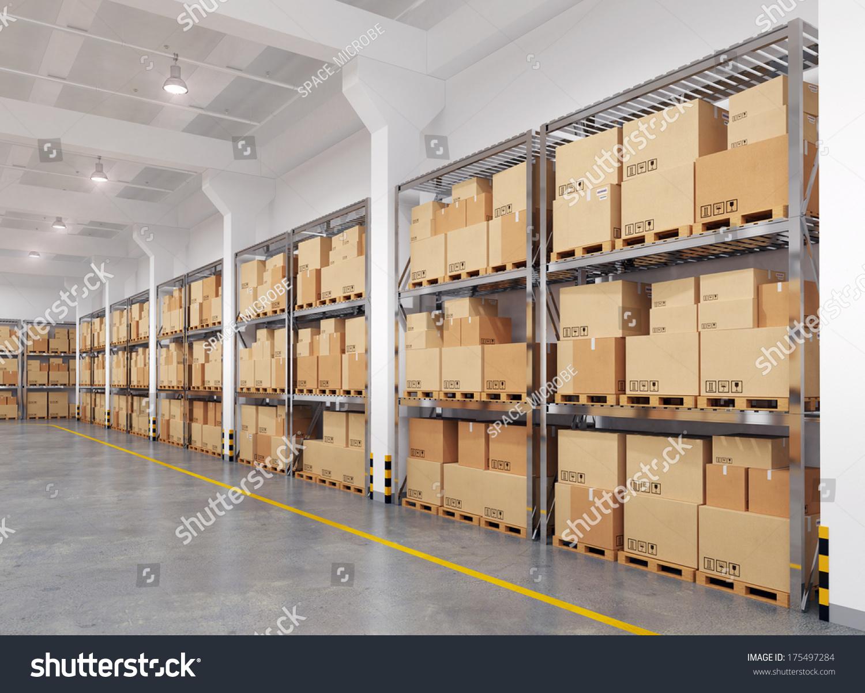 信息中心 看看别家企业的仓库是怎么管理的   成品仓库怎样布局规划