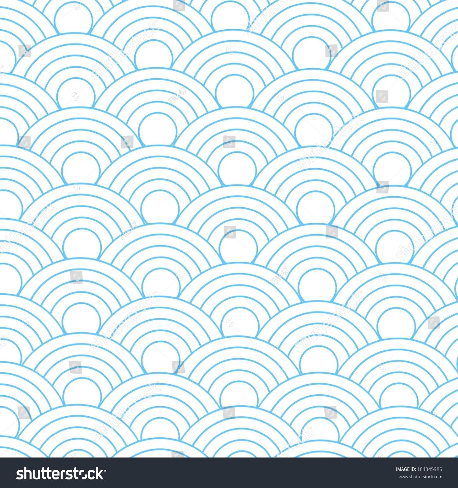 无缝的抽象鱼鳞模式 - 背景/素材,抽象 - 站酷海洛创意正版图片,视频,音乐素材交易平台 - Shutterstock中国独家合作伙伴 - 站酷旗下品牌