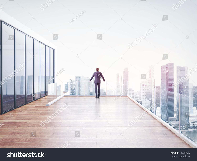 750x1334城市风景壁纸