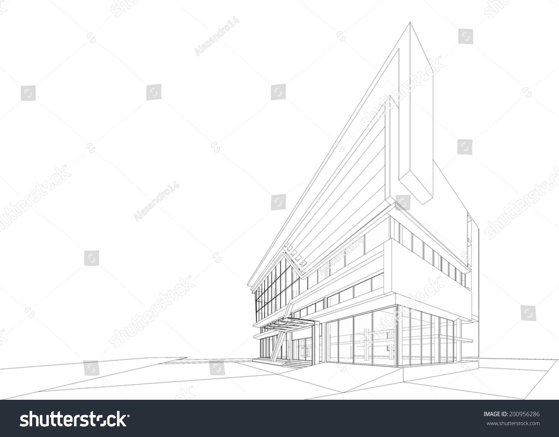 立体建筑步骤图