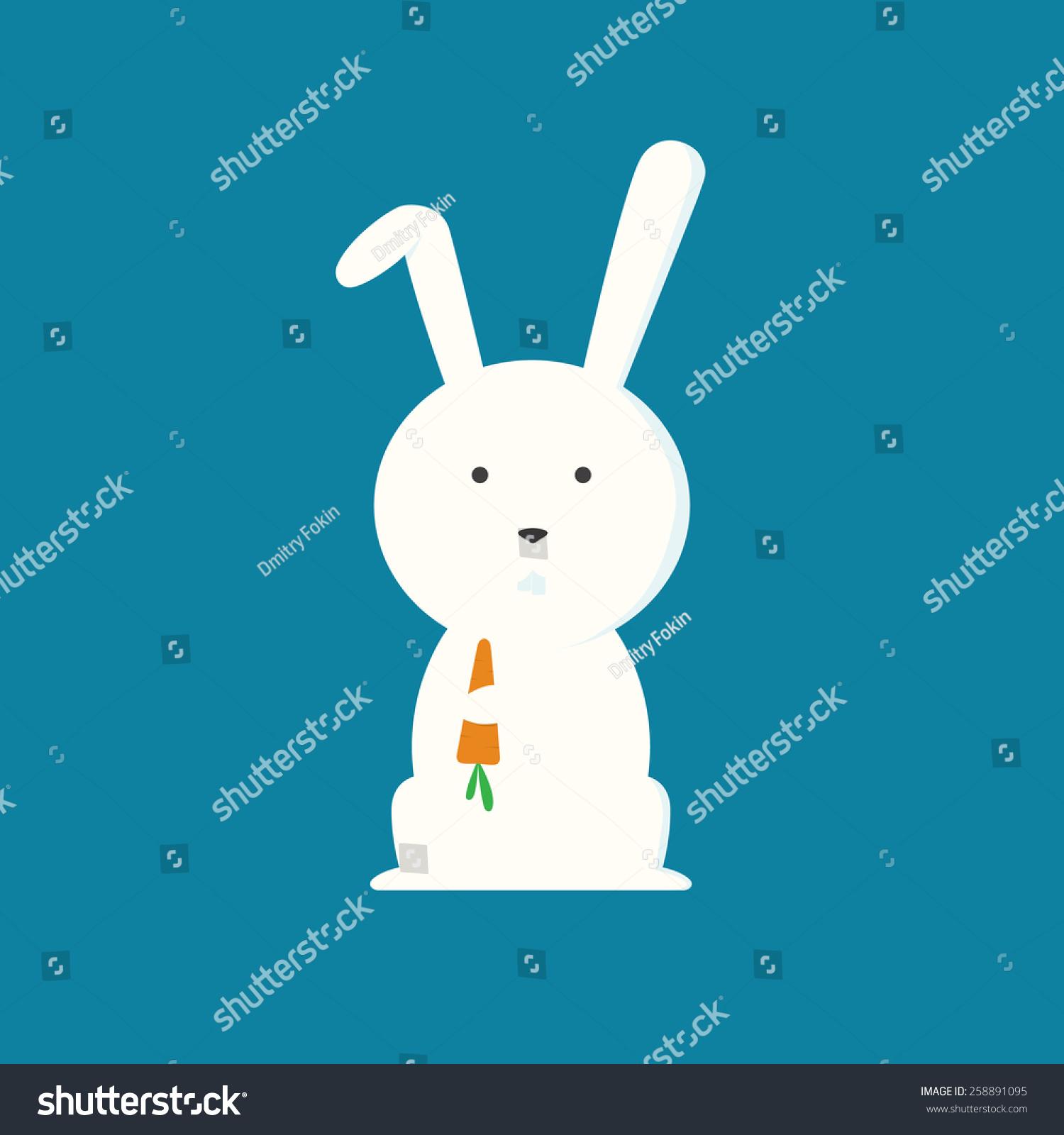 用胡萝卜,平板载体说明-动物/野生生物-海洛创意()
