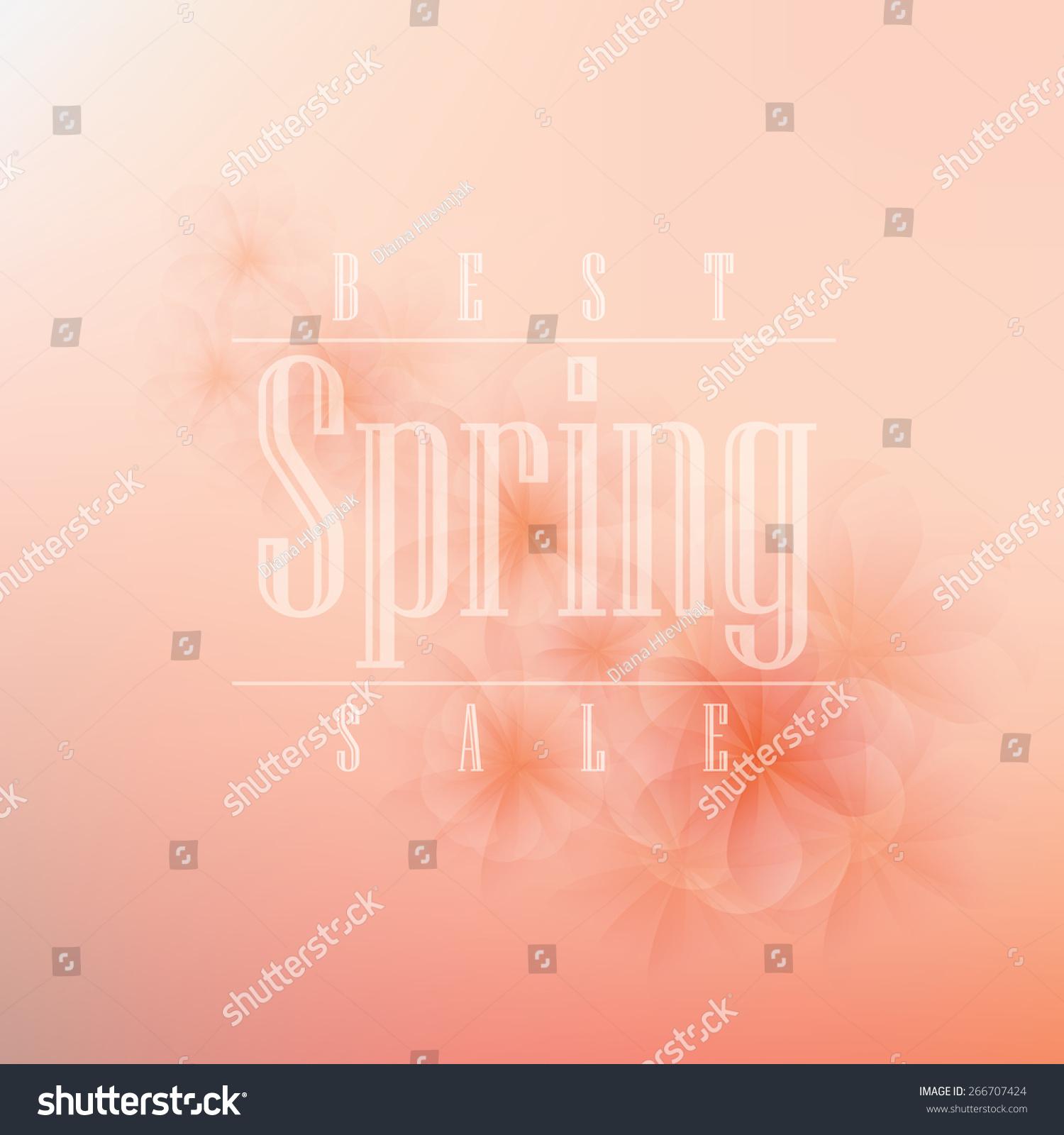软抽象粉红春天渐变网格背景图像用鲜花和春季销售的.