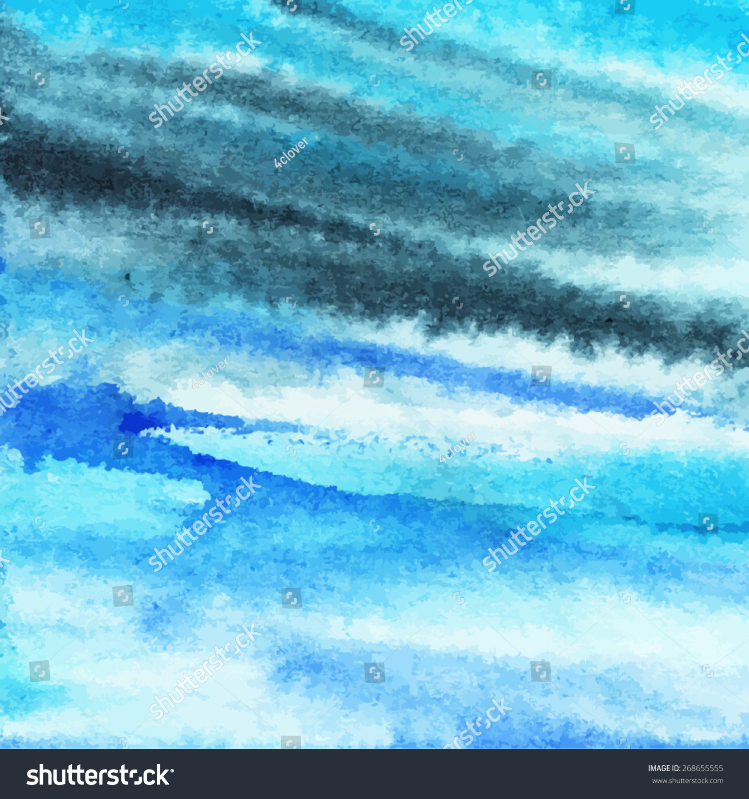夏天抽象背景part1 /污渍,线,模糊,梯度/海滩/海/海洋图片