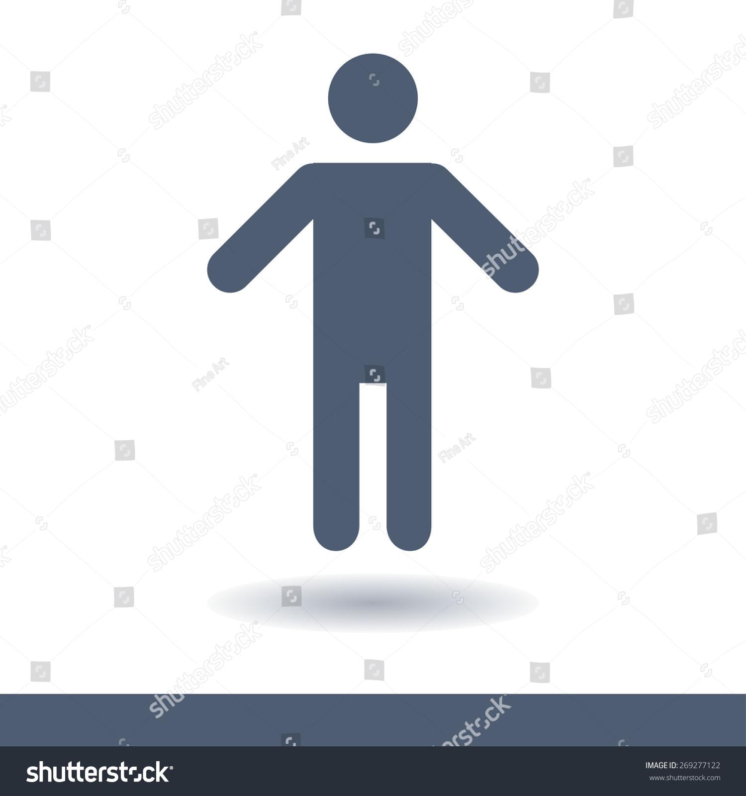 Human男性能够像。马恩默许symbol。男性吃饭。平坦的风格。EPS 10。 - 科技,符号/标志 - 站酷海洛创意正版图片,视频,音乐素材交易平台 - Shutterstock中国独家合作伙伴 - 站酷旗下品牌