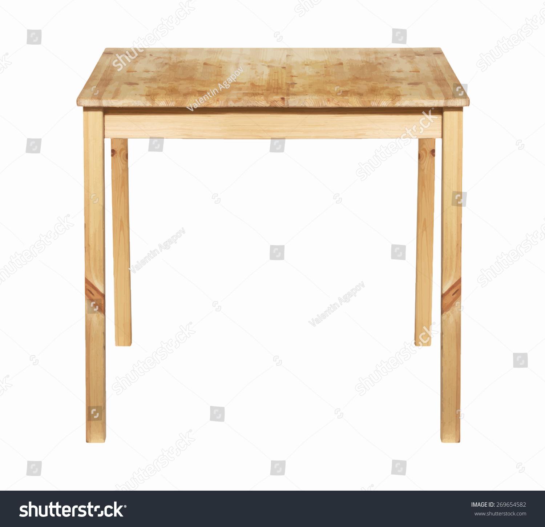 木制的桌子-物体-海洛创意(hellorf)-shutterstock