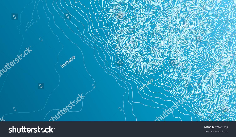 地形图背景概念-背景/素材,其它-海洛创意(hellorf)-.
