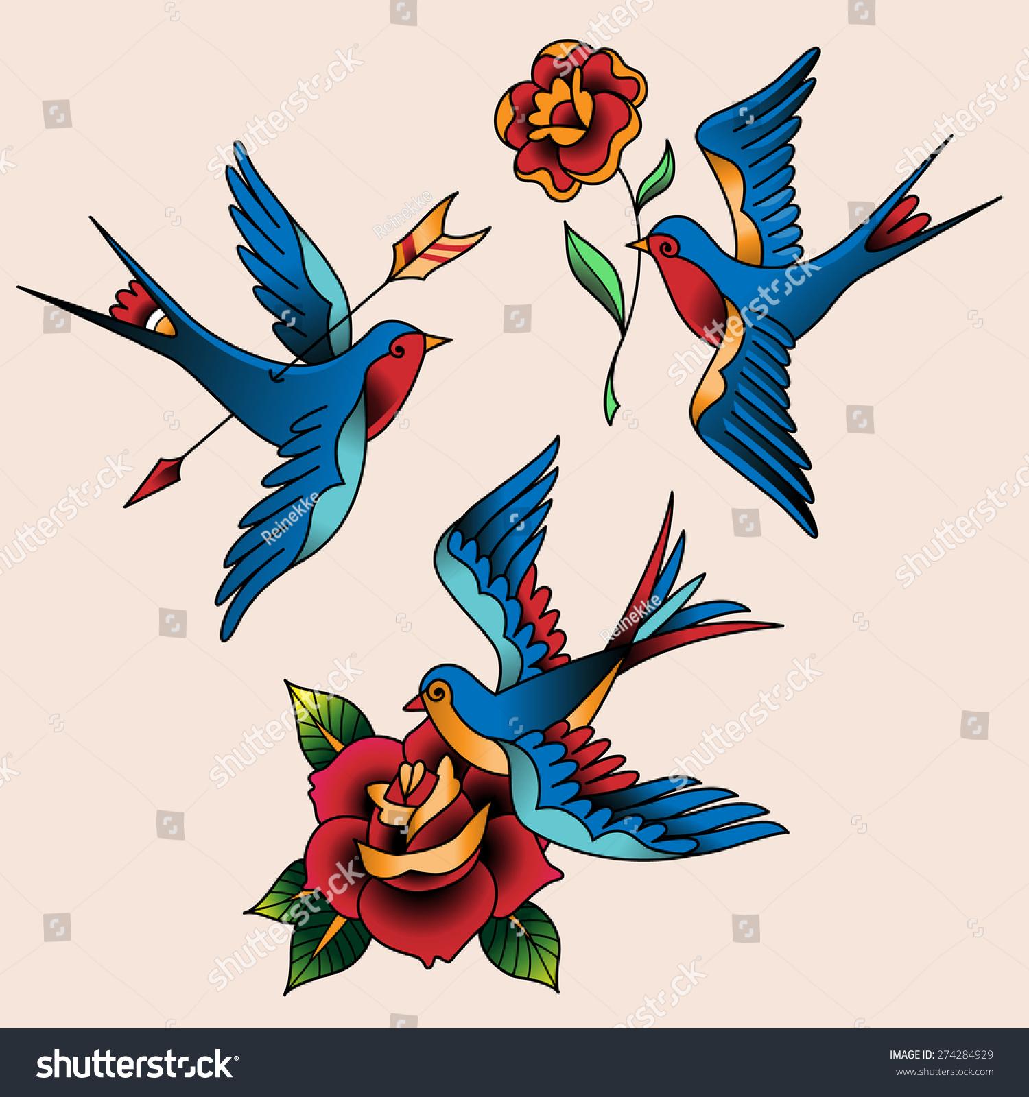 燕子风景图片微信头像
