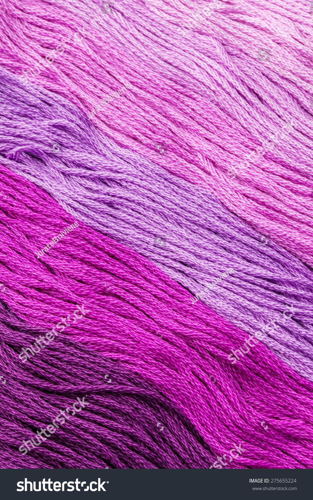 色彩斑斓的粉红色纱绣.-背景/素材,其它-海洛创意()-.