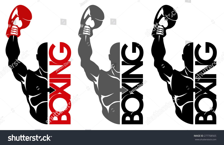 拳击的标志-符号/标志,运动/娱乐活动-海洛创意()-合.