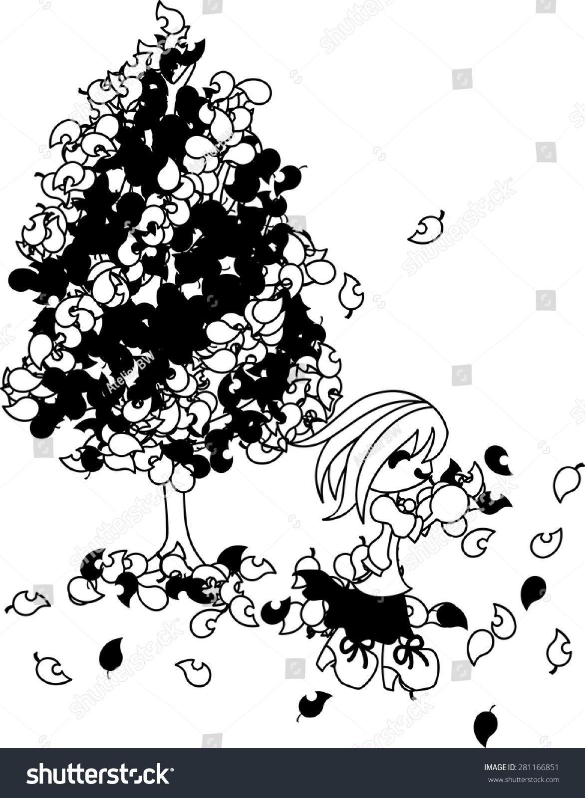树怎么画简笔画