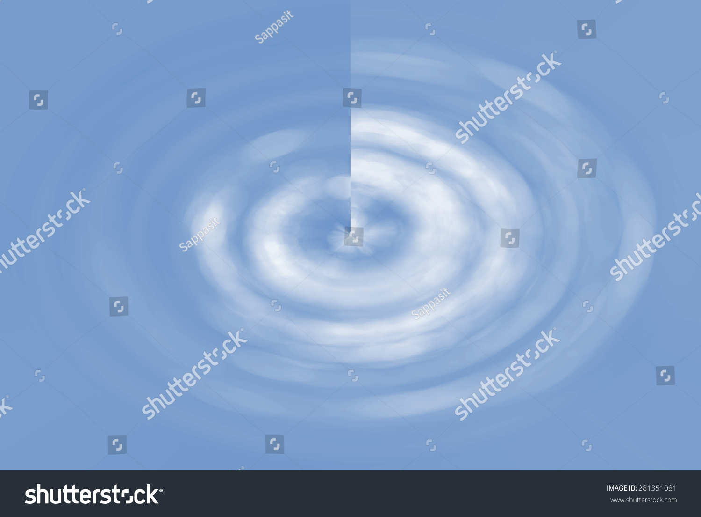 摘要背景虚化旋风壁纸极坐标-背景/素材,抽象-海洛()
