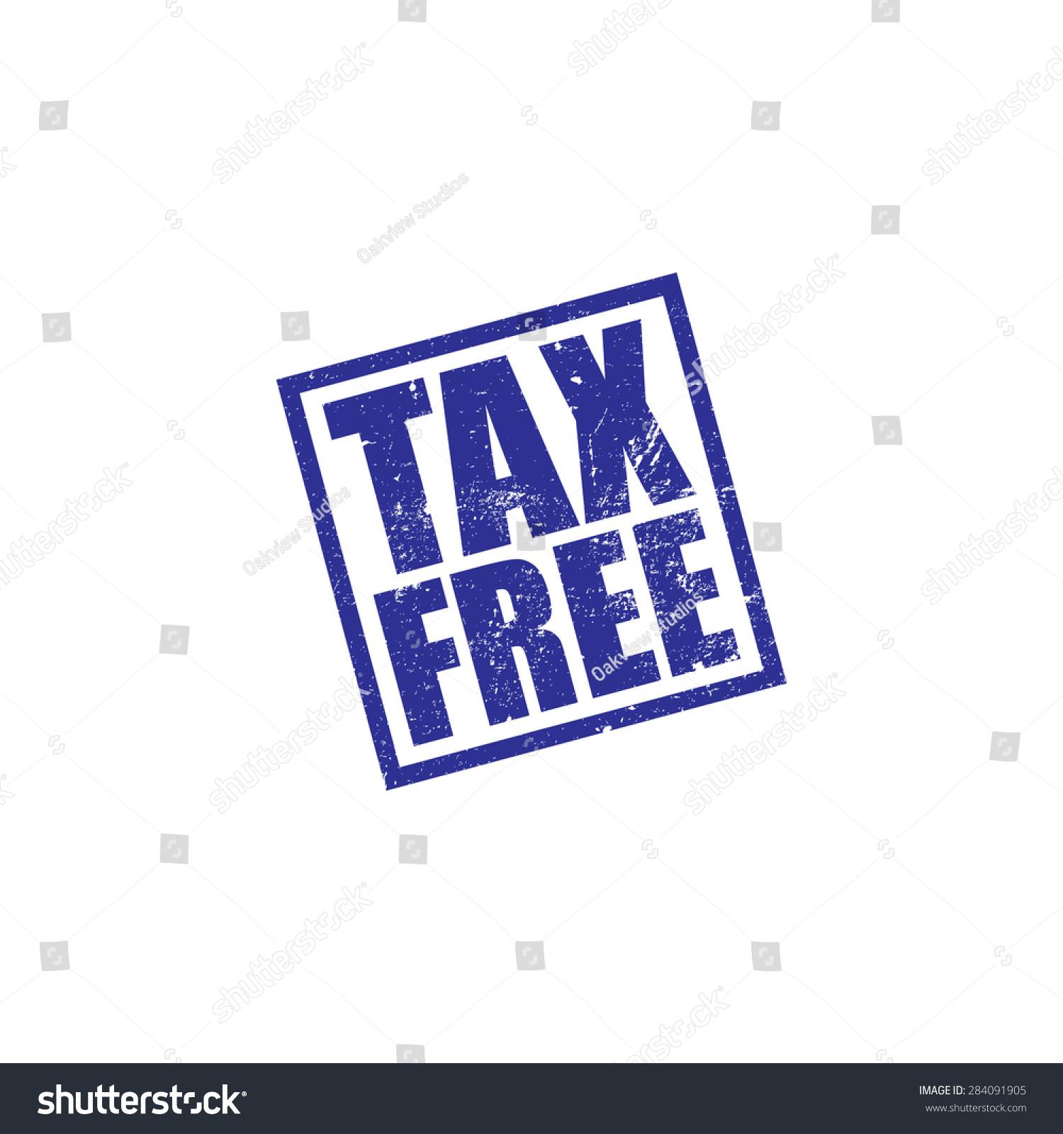 免税的,蹩脚的橡皮图章的作用,矢量图-商业/金融,其它