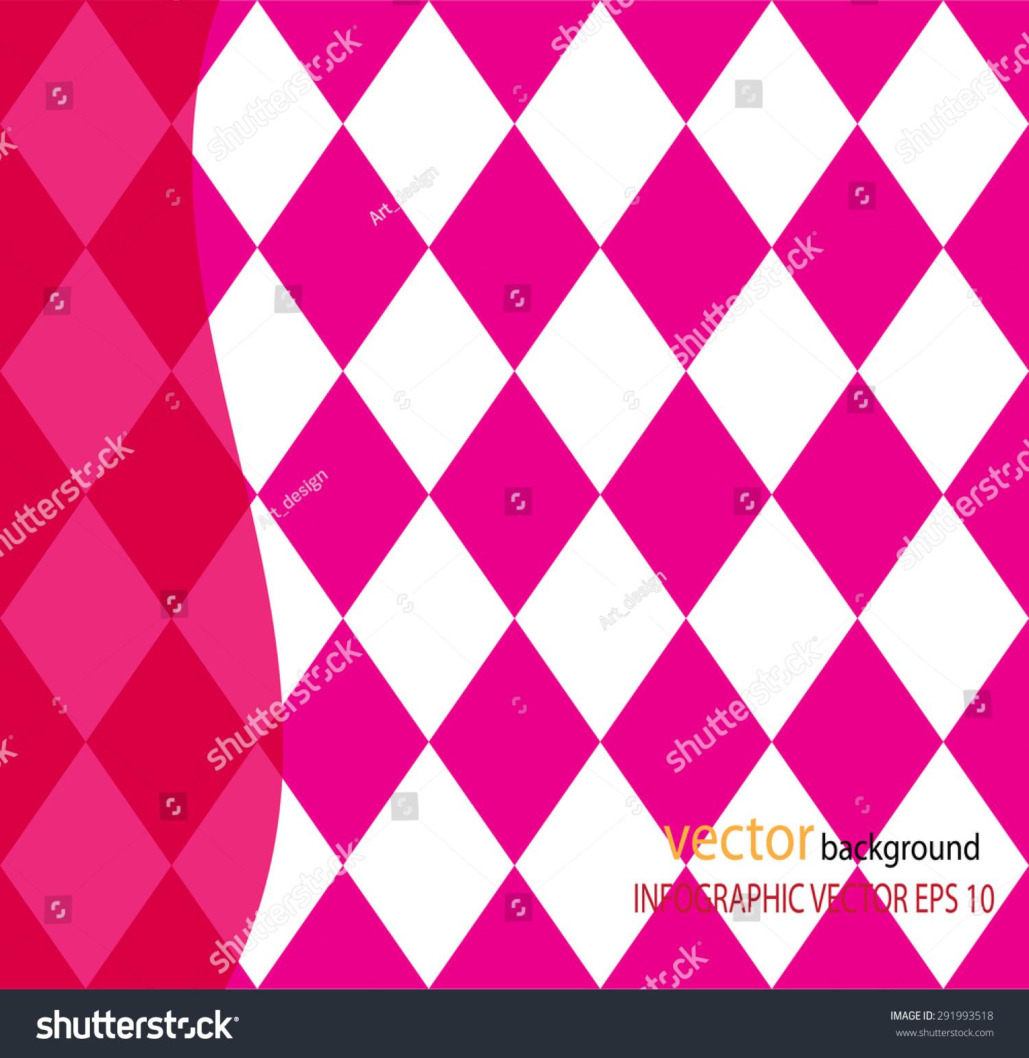 方格桌布无缝模式向量