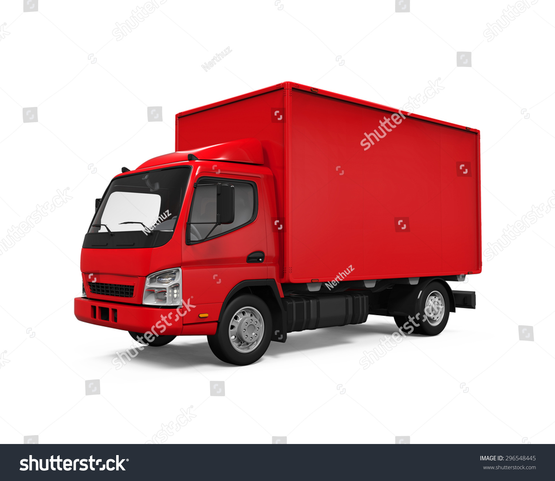 创意大货车ppt素材