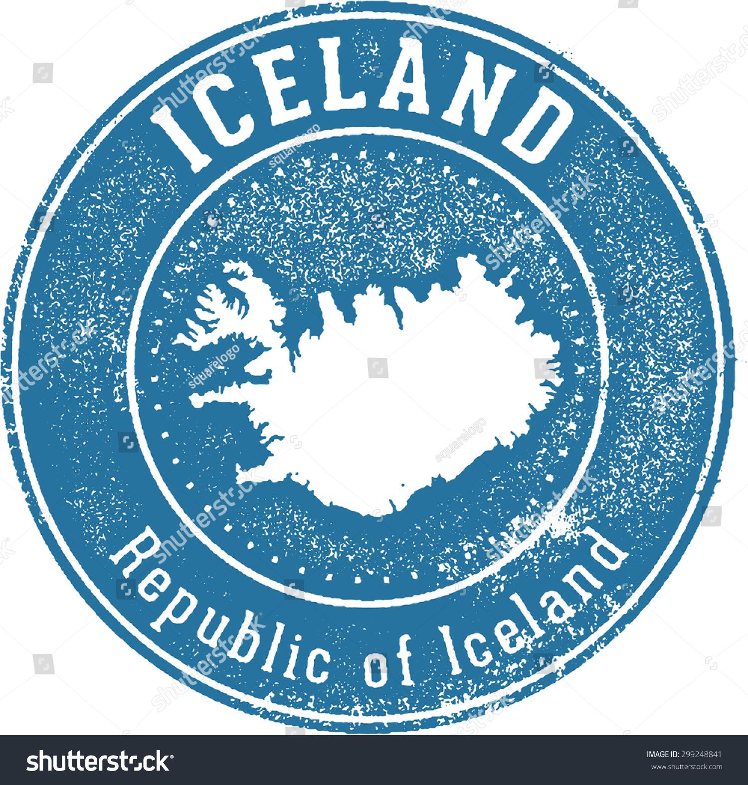 冰岛欧洲国家的邮票-其它-海洛创意(hellorf)-中国