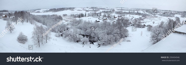 2016微信冬天风景 头像