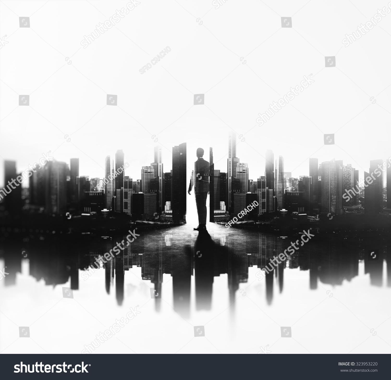 一路一带城市风景简报