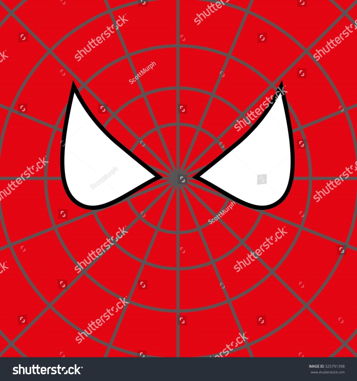 超级英雄面对背景.向量-背景/素材,其它-海洛创意()-.