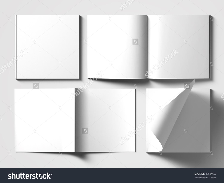 空白正方形目录模拟白色.-其它-海洛创意(hellorf)-.