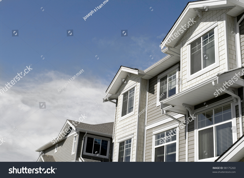 现代别墅公寓房产投资.-建筑物/地标,交通图片